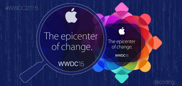 Decodificando el logo de la WWDC 2015